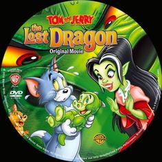 "Mami's 3 Little Monkeys: Tom and Jerry ""The Lost Dragon"" DVD Giveaway! Cont. US 9/17"