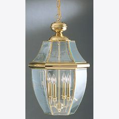 Found it at Wayfair - Newbury 4 Light Outdoor Hanging Lantern