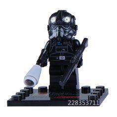 Single Sale Star Wars The Force Awakens Kylo Ren Captain Phasma Building Blocks Bricks Figures Toys for Children