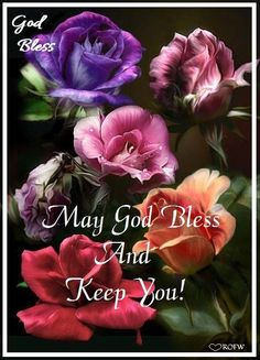 May God Bless And Keep You!!