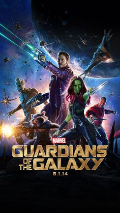 Guardians of the Galaxy iPhone 5 Wallpaper
