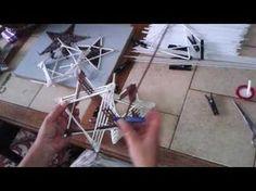 6 cípá hvězda muj návod z loňska Mikyna - YouTube