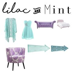 """lilac and mint"" by unicornkiss ❤ liked on Polyvore featuring interior, interiors, interior design, home, home decor, interior decorating, New Look, colorchallenge and lilacandmint"