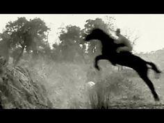 "Cavalry Horseback Riding Training: ""Modern Centaurs"" circa 1920 Educational Films Corporation"