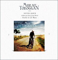 Toboggan - Jean-Louis Murat