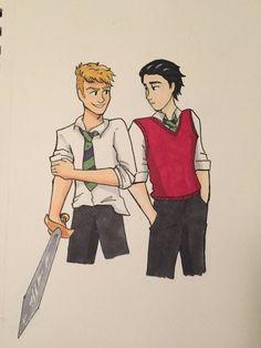 Simon and Basil