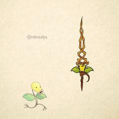 069. Bellsprout Weapon