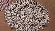 #crochet #crochetpattern #crochetdoily NotikaLand crochet and knitting - YouTube