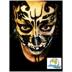Pirates of the Caribbean 2017 Face painting