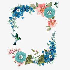 Fresh floral borders, Fresh, Flowers, Frame PNG Image and Clipart Flower Boarders, Flower Frame, Flower Art, Art Floral, Binder Cover Templates, Clip Art, Borders And Frames, Floral Border, Printable Designs