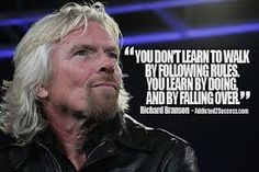 Richard Branson Entrepreneur Picture Quote For Success Richard Branson Zitate, Richard Branson Quotes, Wise Quotes, Success Quotes, Inspirational Quotes, Motivational, And So It Begins, The Way You Are, Starting Your Own Business