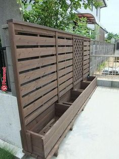 45 Stunning Garden Privacy Fence Ideas for Inspiration of Garden Privacy Screening 26 - 15 garden design Backyard privacy screens ideas Privacy Fence Landscaping, Privacy Fence Designs, Garden Privacy, Backyard Privacy, Backyard Garden Design, Backyard Fences, Patio Design, Backyard Landscaping, Backyard Ideas