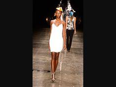 Desfile Uma por Raquel Davidowicz no SPFW Verão 2014 - Desfiles - Moda GNT