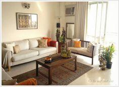 the east coast desi: The Laissez-Faire style of Decorating (Home Tour)