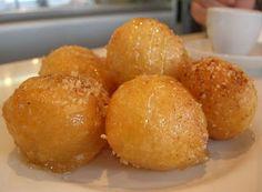 Denny Chef Blog: Frittelle al miele