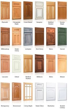 I need new kitchen cabinet doors and this guide to Cabinet Door Styles seems very handy! Kitchen Cabinets, Cabinet Door Designs, Kitchen Styling, Kitchen Doors, Kitchen Cabinet Styles, New Kitchen Cabinets, Kitchen Design, Kitchen Renovation, Kitchen Cabinet Door Styles