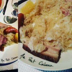 #choucroute #Alsace