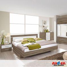 Roller Schlafzimmer schlafzimmer in weiß
