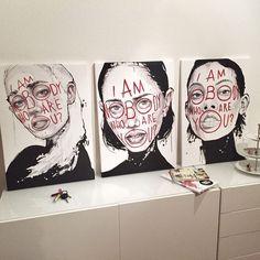 Likes, 63 Comments – Dominic Beyeler (Domini… Portfolio D'art, Art Inspo, Art Sketches, Art Drawings, Pencil Drawings, Arte Punk, Tableau Pop Art, Art Du Croquis, L'art Du Portrait