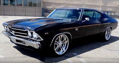 Original 1969 Chevy Chevelle SS 396 | Video