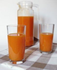 Narancsos sütőtöklé