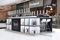 Feel – Perfume Mall Bar by Dana Shaked, Ramat Gan – Israel