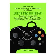Freebie Video Game Party Printables Great For A Video Game Truck