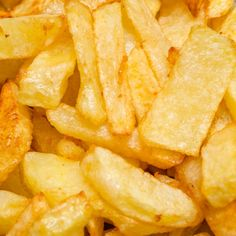 Fantastic French Fries Recipe from Grandmother's Kitchen  (uses a tablespoon of sugar, and baked in the oven... hmm.. never heard of it baked this way.. I need to give it a shot and see)