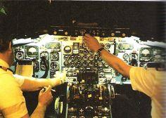 https://flic.kr/p/bxZ3jY | Cockpit Douglas DC-9 Aviaco