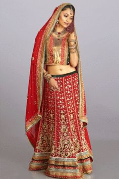Grand Bridal Lehenga