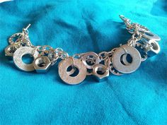 Where creativity becomes reality! - Hardware charm bracelet