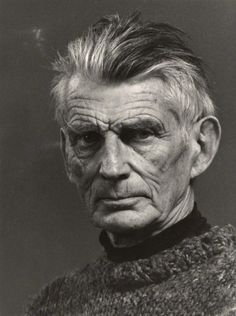 Samuel Beckett Paris, France Nobel Prize for Literature, Samuel Beckett, Werner Herzog, Literary Theory, Writers And Poets, Sketch Inspiration, Playwright, Jolie Photo, Black And White Portraits, Beautiful Mind