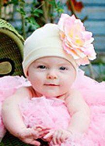 db2b8f9ba36 Rose Flower Hat  jamie rae hats Pink Rose Flower