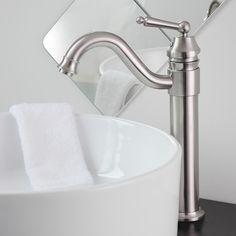 "14"" Bar / Bathroom Vessel Sink Faucet - One Hole / Handle Lavatory Mixer Tap #Yescom"