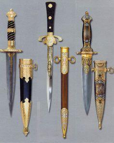 Коллекция ножей [Ножи, Искусство, Холодное оружие]