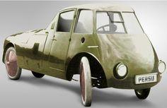 1922年に作られたとされますaurel persuと言うコンセプトカー