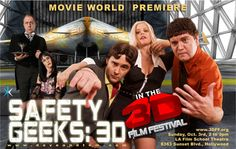 Safety Geeks 3D Web Serie