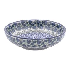 Portmeirion Home /& Gifts Grand bol en porcelaine Blanc 25,2 x 26,4 x 5,7 cm