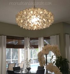 My One of a Kind Chandelier