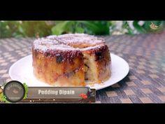 PUDDING DIPAIN - YouTube Puddings, Tiramisu, French Toast, Breakfast, Ethnic Recipes, Youtube, Food, Recipe, Morning Coffee