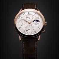 Tiempo esencial. El tiempo Slim d'Hermès.