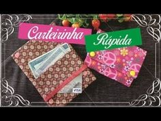 Carteirinha Fácil. - YouTube Garden Blocks, String Quilts, Quilt Border, Half Square Triangles, Dresden Plate, Flying Geese, English Paper Piecing, Sewing Rooms, Quilting Projects