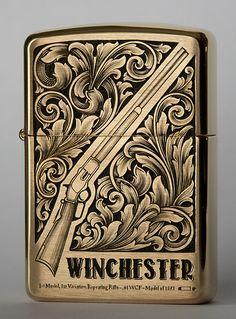 winchester zippo