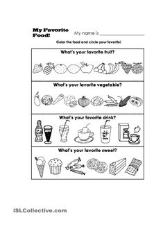 English teaching worksheets: Healthy food | healthy unhealthy good ...
