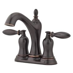 view the pfister lf048aryy tuscan bronze arlington double handle 12 gpm centerset bathroom sink