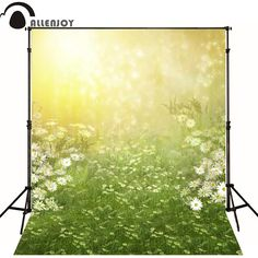 300*200cm(10ft*6.5ft) spring Flowers hazy children photography photography backdrops photographic background-in Background from Consumer Electronics on Aliexpress.com | Alibaba Group