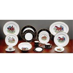 Equestrian Fine Porcelain