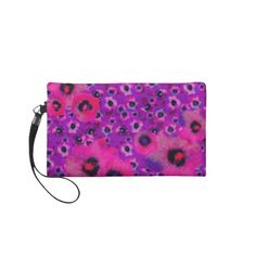 Jungle Flora Wristlet Purses