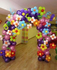 Balloon Decoration For Birthday Party Pictures Flisol Home
