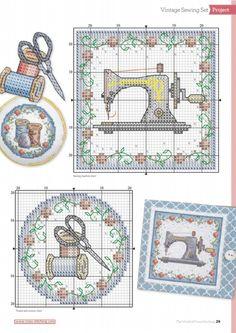 Gallery.ru / Фото #26 - The world of cross stitching 219 - tymannost